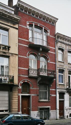 Zoom : Inquisitiestraat 25 (foto 2007).