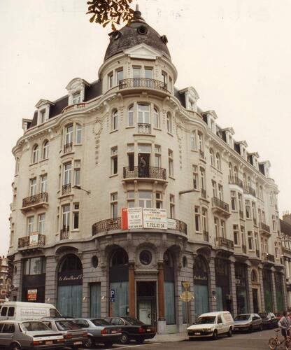 Affichage de la photo : Avenue de Tervueren 107 (photo 1994).
