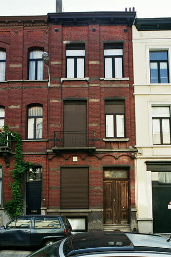 Zoom : Fourmoistraat 3 (foto 2005).