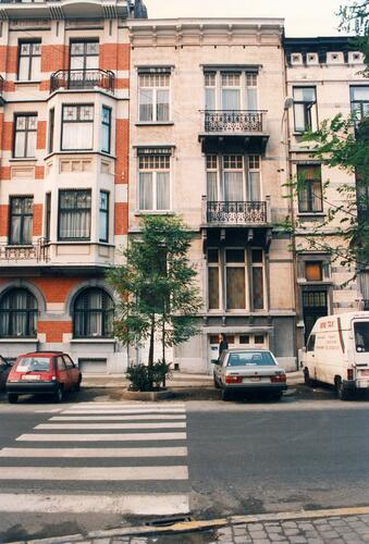 Affichage de la photo : Avenue Adolphe Demeur 21 (photo 1994).