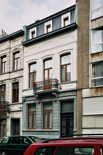 Zoom : Bordeauxstraat 54 (foto 2004).
