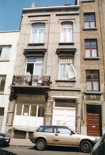 Affichage de la photo : Rue de Bosnie 70 (photo 1999).