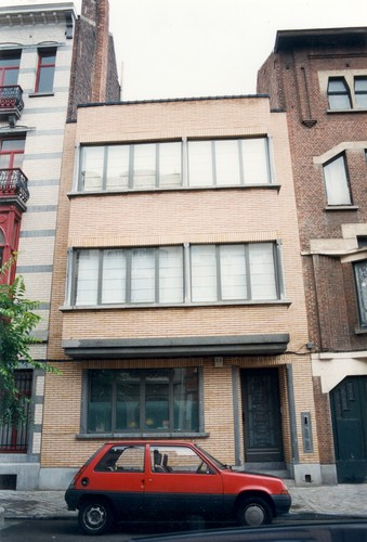 Affichage de la photo : Rue Henri Wafelaerts 9 (photo 1998).