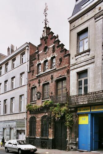 Zoom : Metaalstraat 30 (foto 2004).