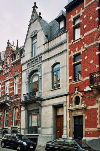 Zoom : Bronstraat 89 (foto 2004).