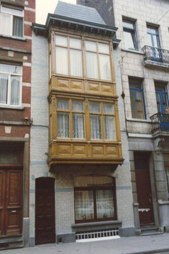 Affichage de la photo : Rue Braemt 113 (photo 1993-1995).