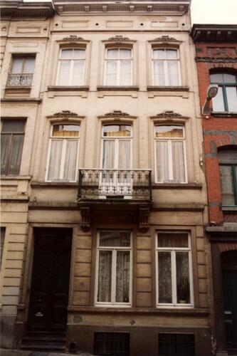 Zoom : Uurplaatstraat 26 (foto 1993).