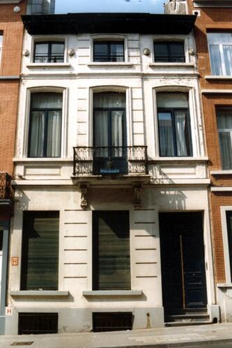 Affichage de la photo : Rue de la Ferme 77 (photo 1993-1995).