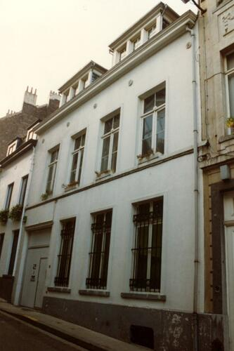 Affichage de la photo : Rue du Marteau 26 (photo 1993-1995).