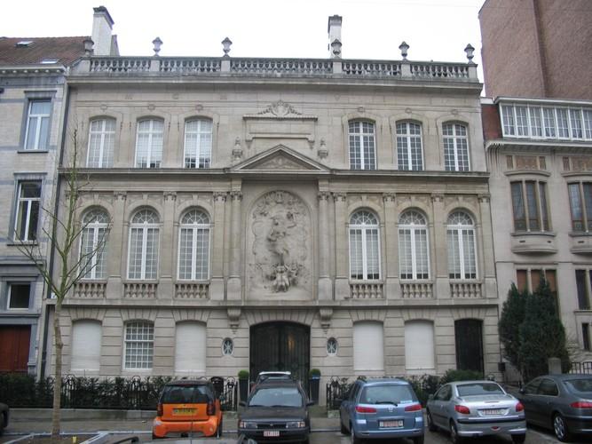 Glossaire beaux arts for Maison de maitre definition