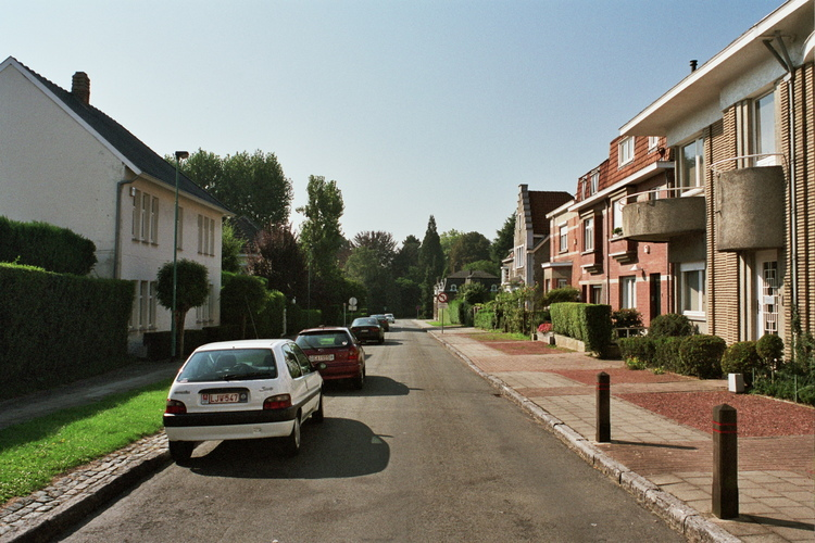 Zoom : Robert Thoreaustraat (foto 2005).