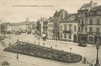 Vue de la place Liedts vers la rue Gallait, avant 1913 (Collection Dexia Banque-ARB-RBC).