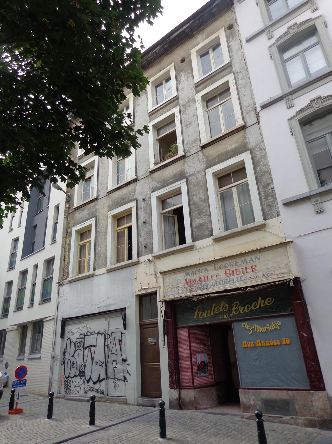 vente la moins chère nouveau style et luxe conception de la variété Bruxelles Pentagone - Rue du Chevreuil 11-13