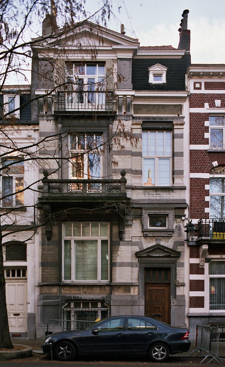 Bruxelles extension est avenue de la braban onne 49 for Rue joseph dujardin 8 anderlecht