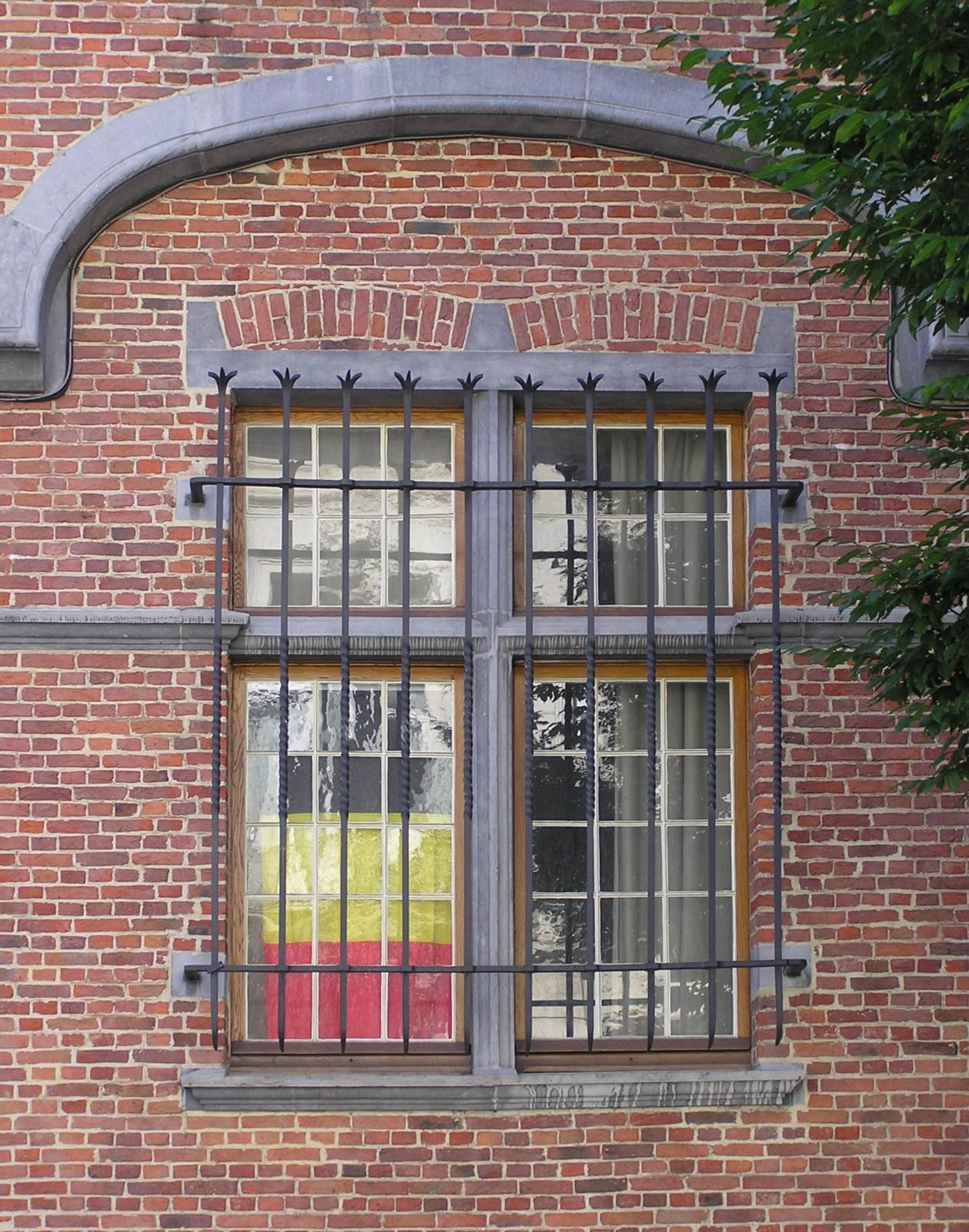 Bruxelles extension est rue franklin 65 - Fenetre rez de chaussee ...