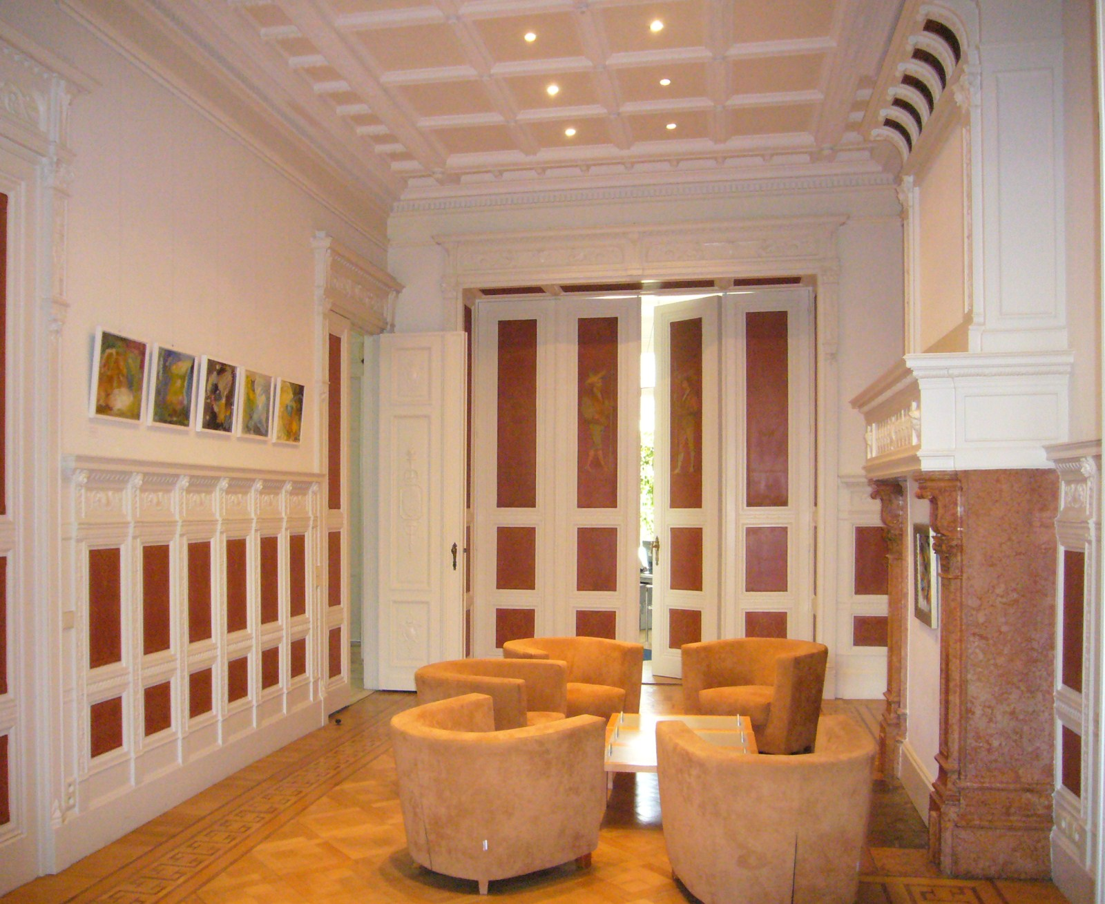 Tegels keuken wit zwart - Deco loungeeetkamer ...