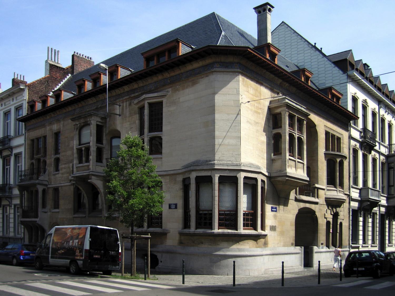 Uitbreiding Aan Huis : Brussel uitbreiding zuid huis otlet florencestraat