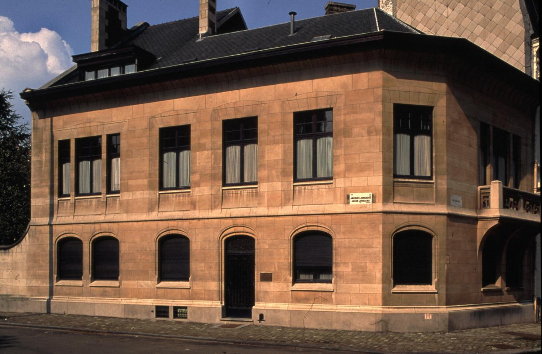 Uitbreiding Aan Huis : Brussel uitbreiding zuid huis de brouckère jakob