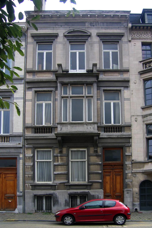 Bruxelles extension sud rue du magistrat 18 davaux for Rue joseph dujardin 8 anderlecht
