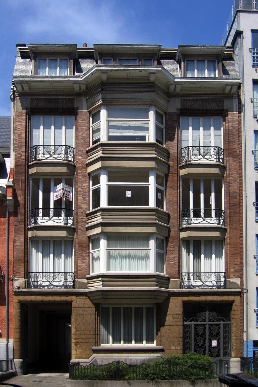bruxelles extension sud avenue de l 39 or e 13 15 davaux a. Black Bedroom Furniture Sets. Home Design Ideas