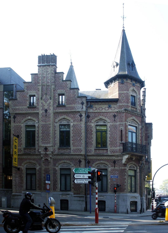 Bruxelles extension sud villa la clairi re dite - Garage chaussee de bruxelles dampremy ...