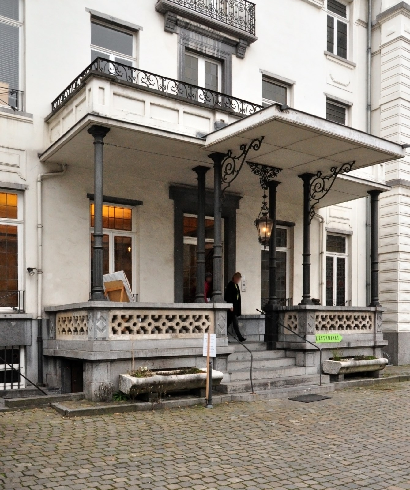 Schaerbeek - Maison Des Arts De Schaerbeek - Chaussée De Haecht 147