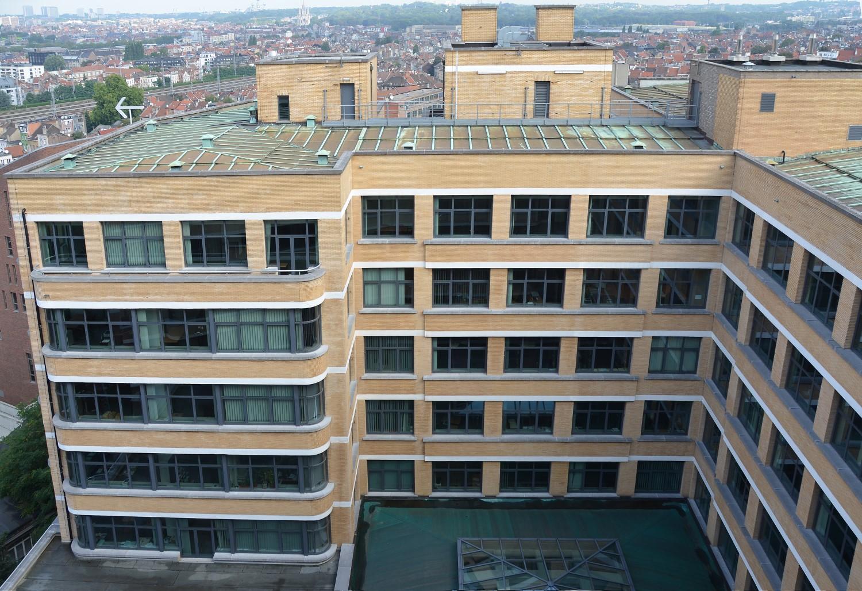 Schaerbeek bureaux du service des contributions rue des palais