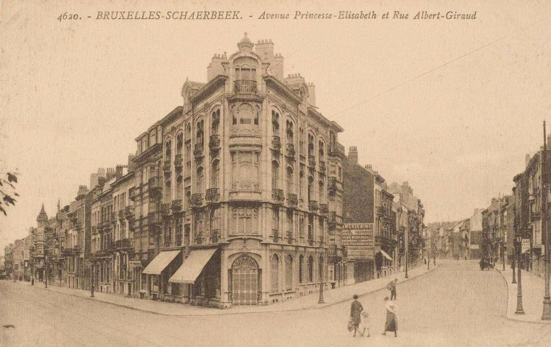 Schaerbeek avenue princesse lisabeth 58 le graive ed - Roi du matelas schaerbeek ...