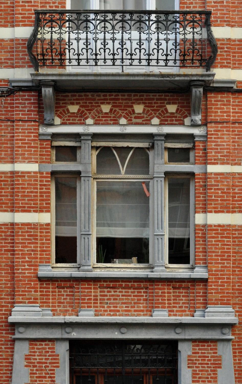 schaerbeek rue vandenbussche 7. Black Bedroom Furniture Sets. Home Design Ideas
