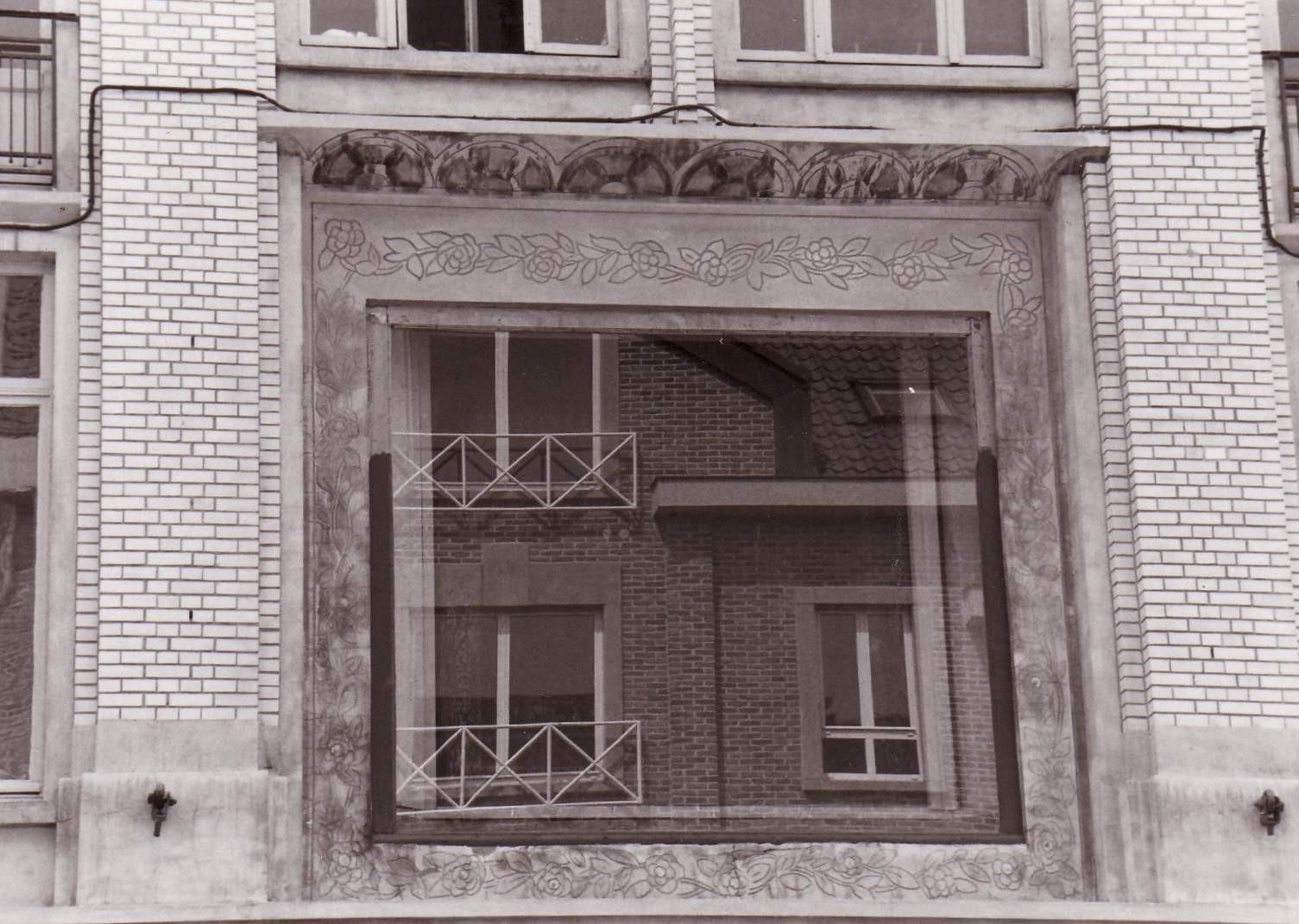 Etterbeek voormalige cinema albert hall en feestzaal roseland