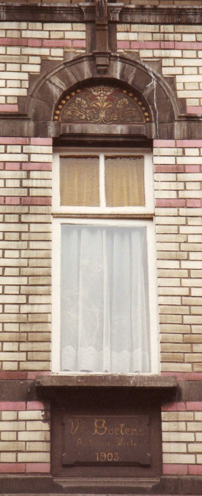 Etterbeek - Peter Benoitstraat 7, 9-11, 13 - BOELENS Victor