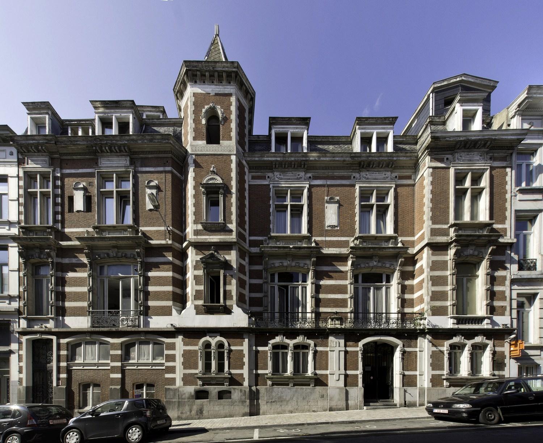 Ixelles rue du coll ge 45 51 for Maison du monde 57 avenue d italie