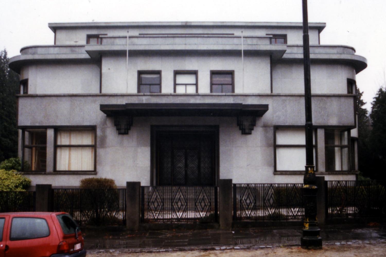 Brussel uitbreiding zuid huis empain franklin rooseveltlaan
