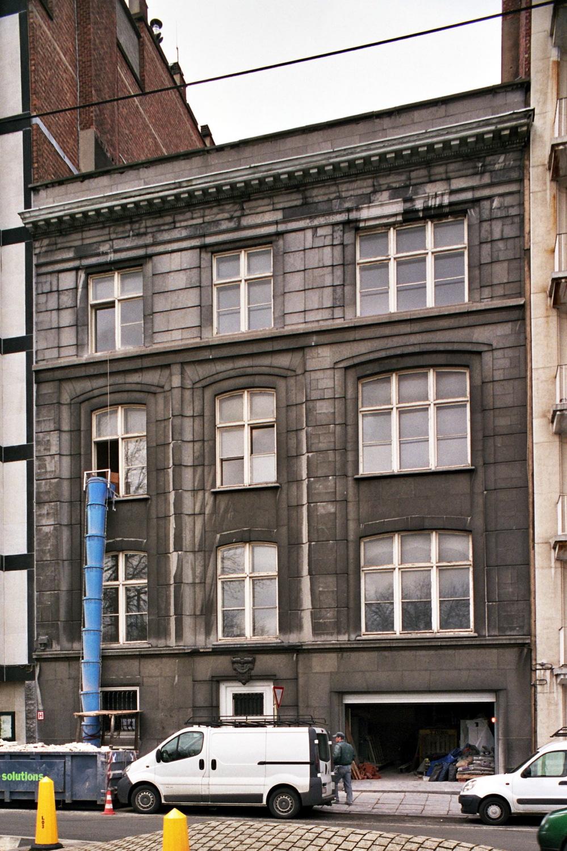 Bruxelles extension sud h tel roger verstraete avenue for Rue joseph dujardin 8 anderlecht