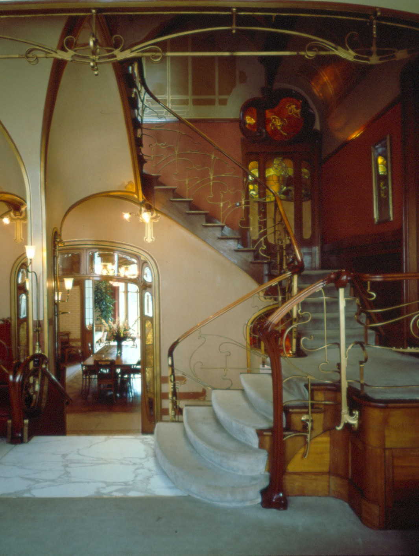Reproduction interdite Musée Horta, intérieur, Photo Ch. Bastin \u0026 J. Evrard  © MRBC (