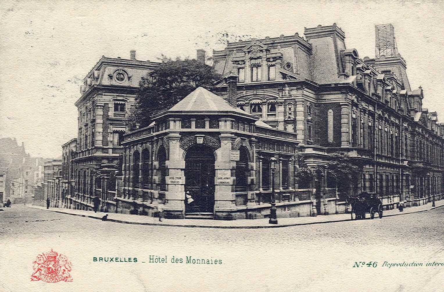 """Résultat de recherche d'images pour """"hotel des monnaies bruxelles photos"""""""