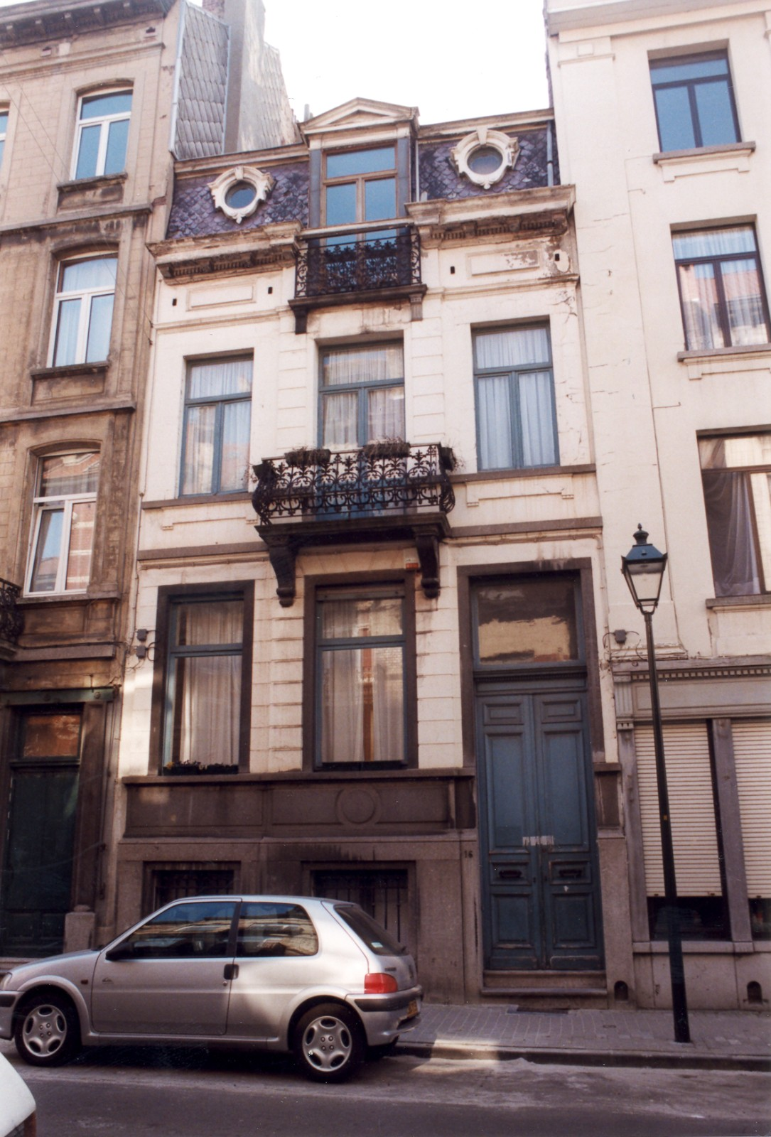Saint gilles rue de parme 16 for Rue de parme