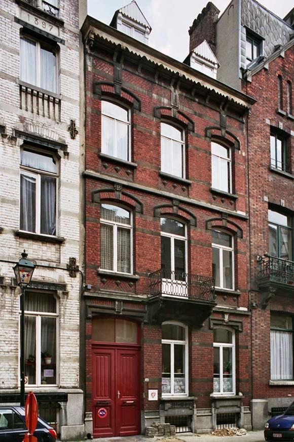 Saint gilles rue de parme 28 for Rue de parme