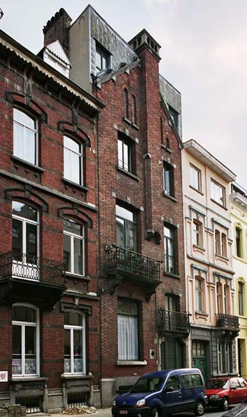 Saint gilles rue de parme 30 for Rue de parme