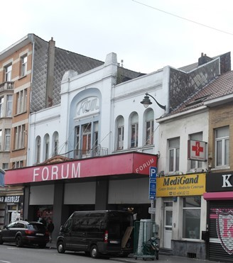 molenbeek saint jean anc cin ma forum chauss e de gand 42 44 46. Black Bedroom Furniture Sets. Home Design Ideas