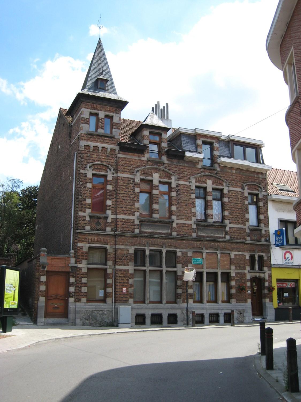 Woluwe saint pierre ancien bureau de poste rue de la station 111 rue de la station de - Localiser bureau de poste ...
