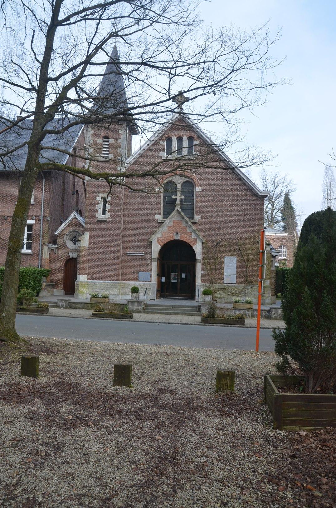 Uccle - Eglise Sainte-Anne - Place de la Sainte-Alliance 10