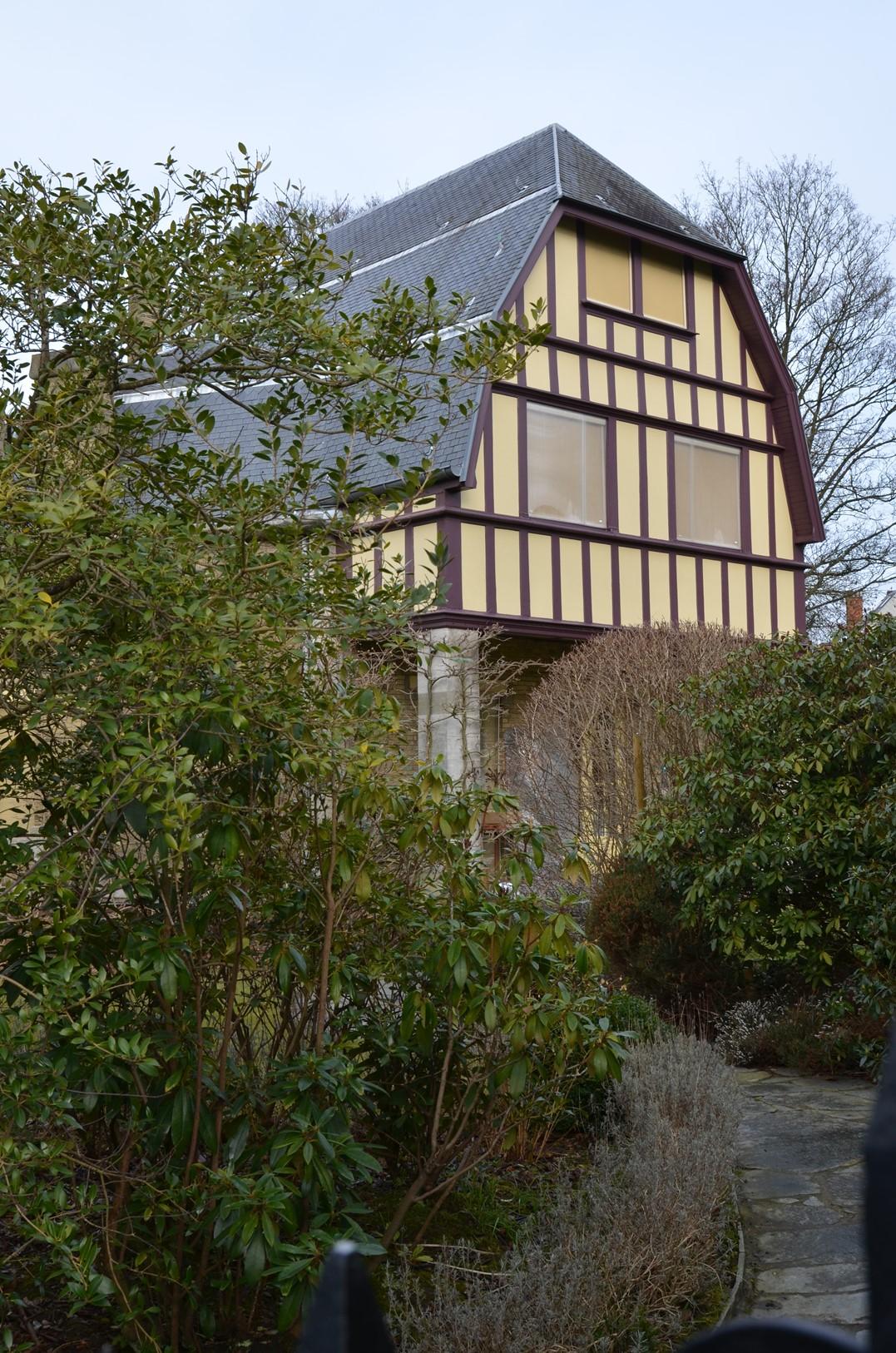 Uccle - Maison Sèthe - Avenue Vanderaey 118 - VAN DE VELDE Henry