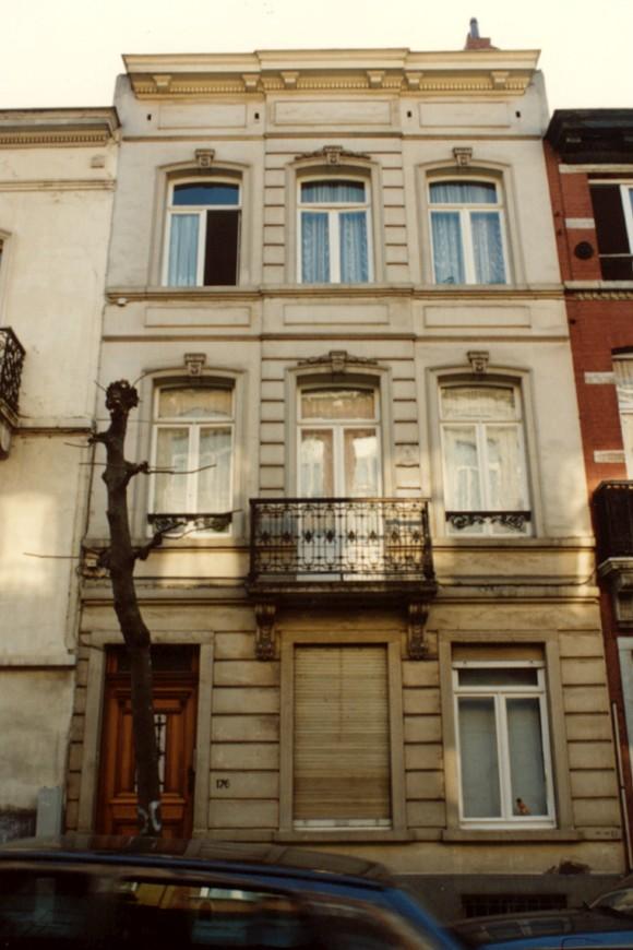 saint josse ten noode rue du moulin 176. Black Bedroom Furniture Sets. Home Design Ideas