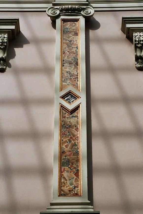 Pilastre ionique galerie du roi 1 bruxelles 1846 1847 for Define baroque art