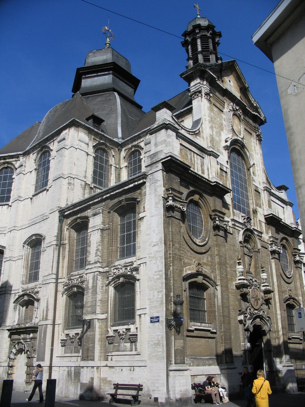 Barok o l vrouw van goede bijstand kolenmarkt brussel for Define baroque style