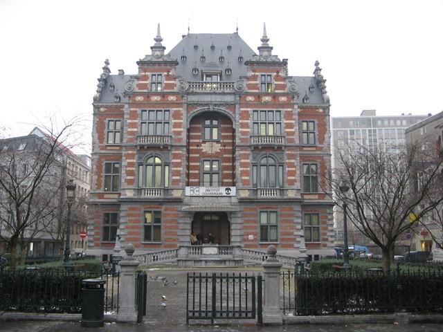 Style n o renaissance flamande institut lucien cooremans for Architecture traditionnelle definition