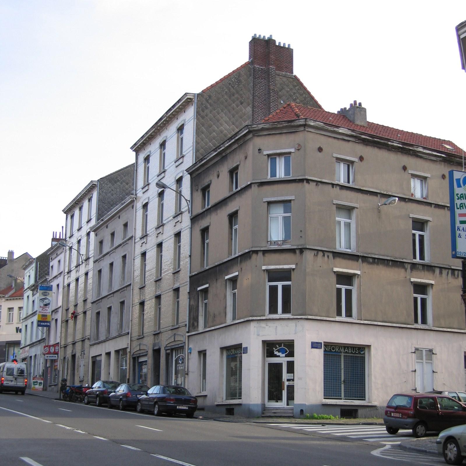 Bruxelles extension est chauss e de louvain - Garage chaussee de bruxelles dampremy ...