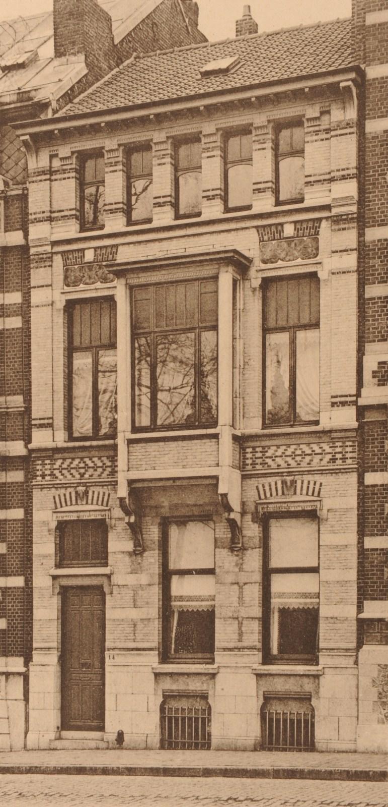 Brussel uitbreiding oost renaissancelaan - Foto huis in l ...