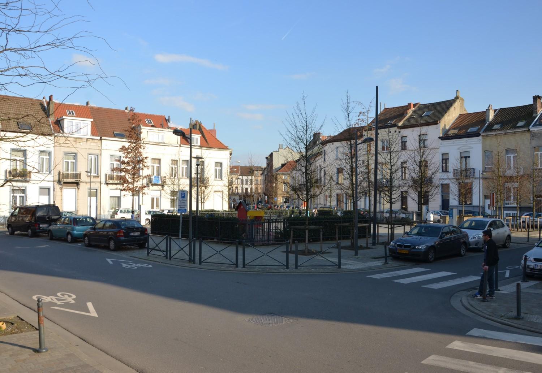 Schaerbeek place stephenson